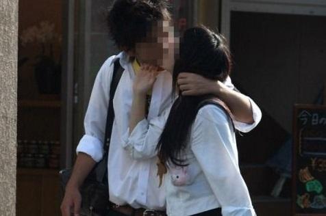 リア充カップルの盗撮素人エロ画像01