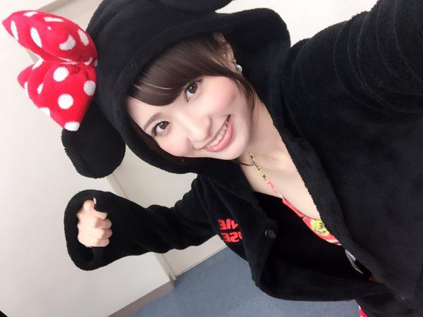 おっぱいがHで可愛いAV女優・天使もえちゃんの自撮りエロ画像7