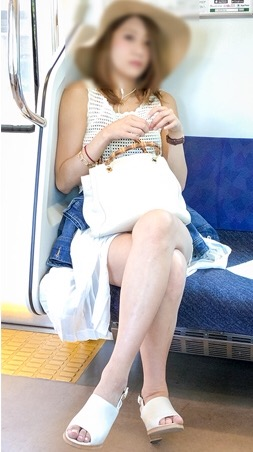 電車内盗撮21