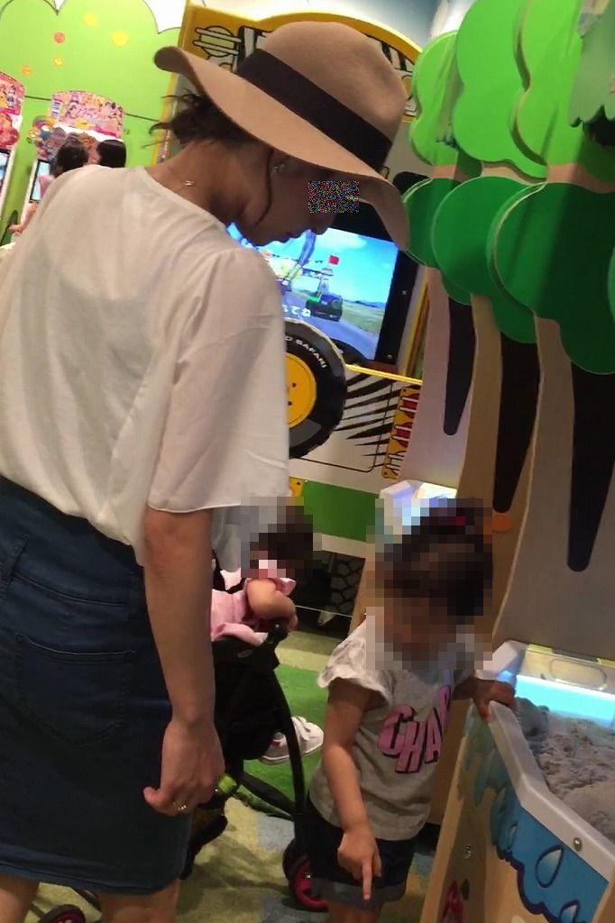 子連れママお尻3
