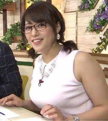 メガネを掛けた美女たちのエロ画像-011