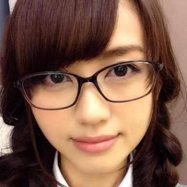 メガネを掛けた美女たちのエロ画像-113