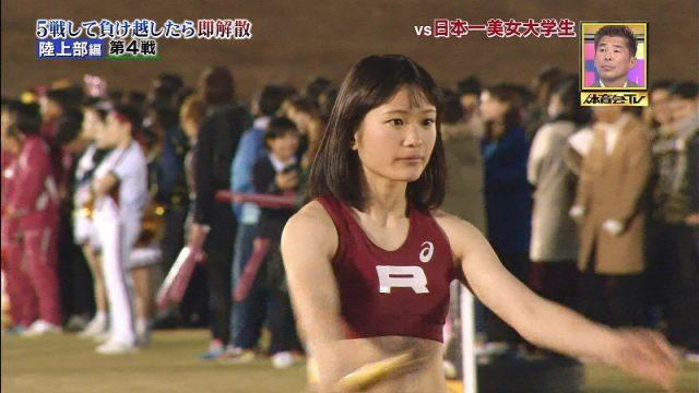 女子陸上選手の素人エロ画像-007