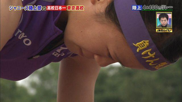 女子陸上選手の素人エロ画像-082