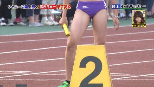 女子陸上選手の素人エロ画像-068