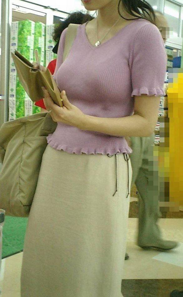 着衣フェチの素人エロ画像-139