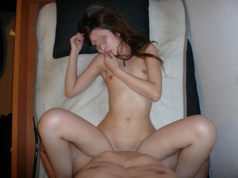 充実のセックスライフを送る素人女子の素人エロ画像-020