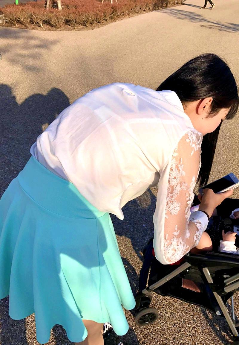 """ブラジャー透けまくり女子の素人エロ画像""""-028"""""""