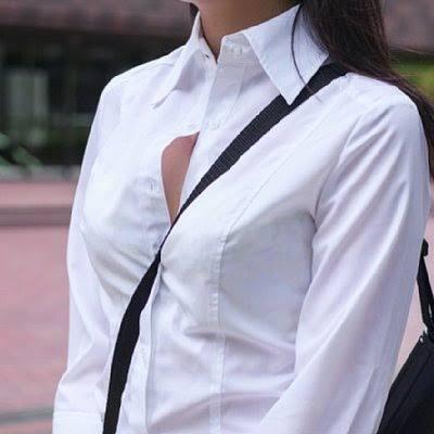 エッチな着衣おっぱいの素人エロ画像--012