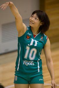 女子バレーボール選手のエロ画像-143