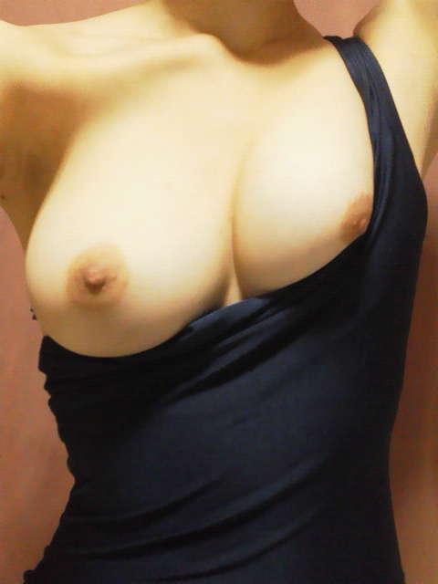 エッチな女性の身体の素人エロ画像-347