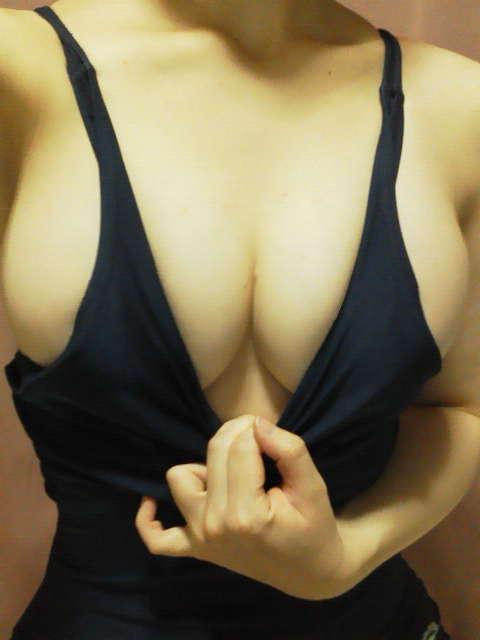 エッチな女性の身体の素人エロ画像-343