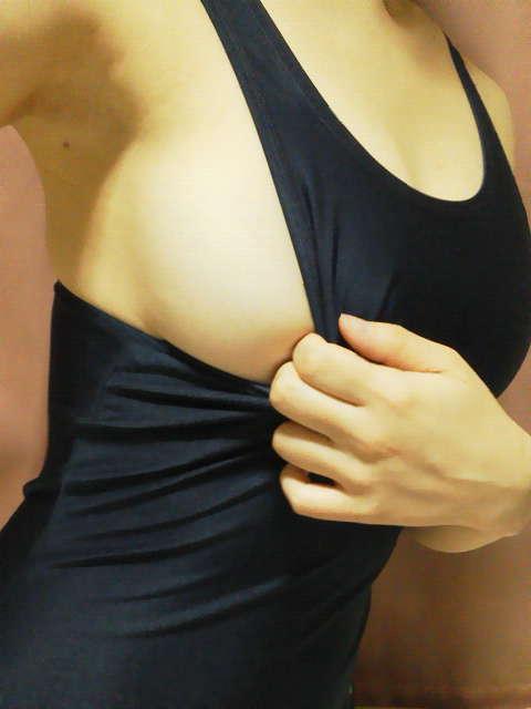 エッチな女性の身体の素人エロ画像-332