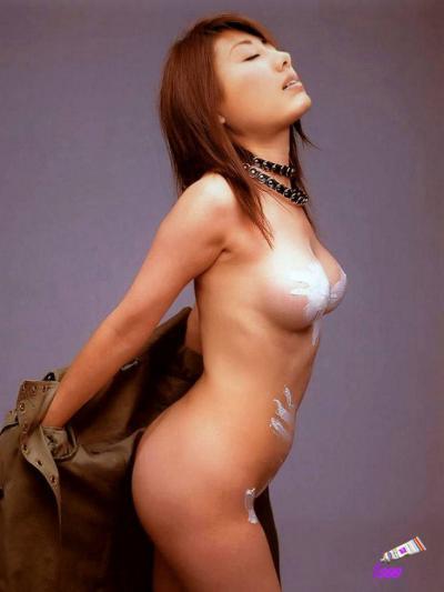 女性のエッチなカラダの素人エロ画像-502