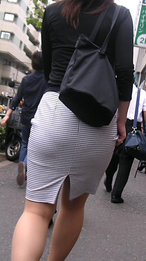 セクシーなお尻の素人エロ画像-381