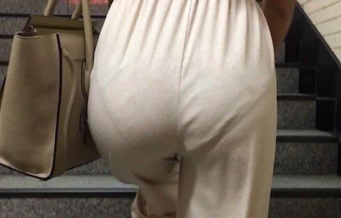 セクシーなお尻の素人エロ画像-175