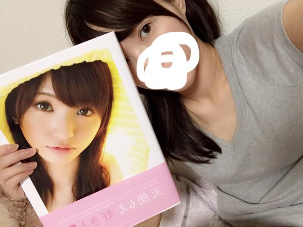 おっぱいがHで可愛いAV女優・天使もえちゃんの自撮りエロ画像4