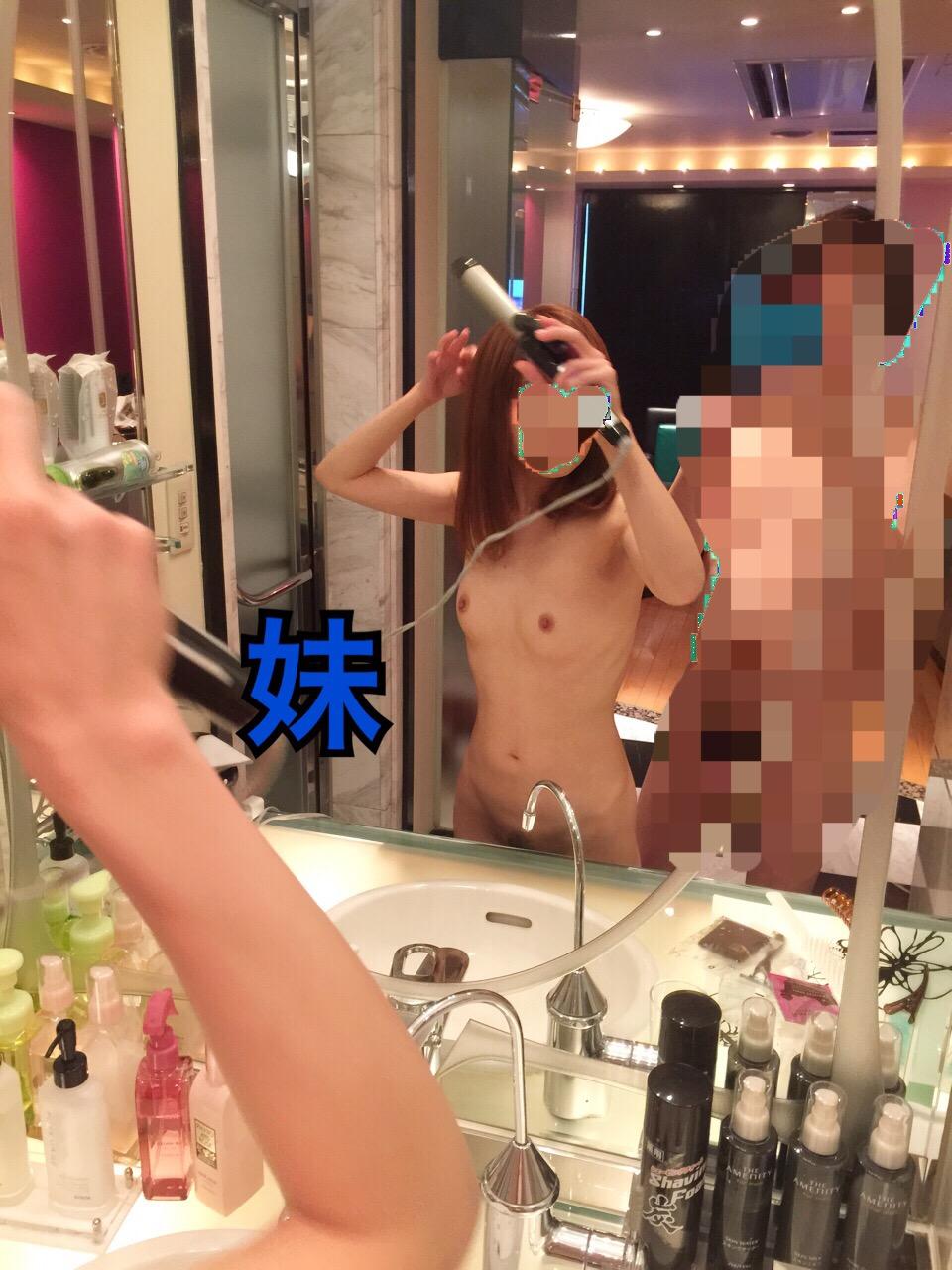兄妹相姦のハメ撮り素人エロ画像7