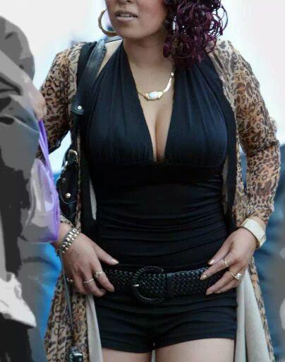 大きくてエッチな着衣おっぱい街撮り素人エロ画像20