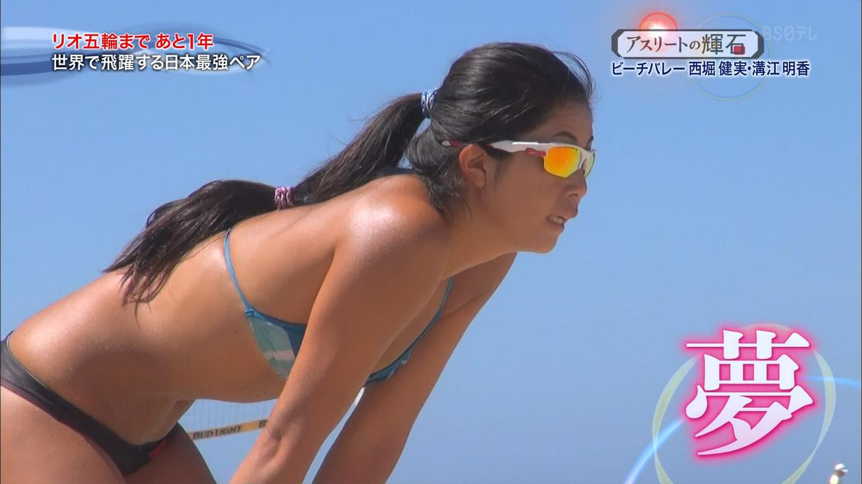 スポーツのテレビエロキャプ画像21