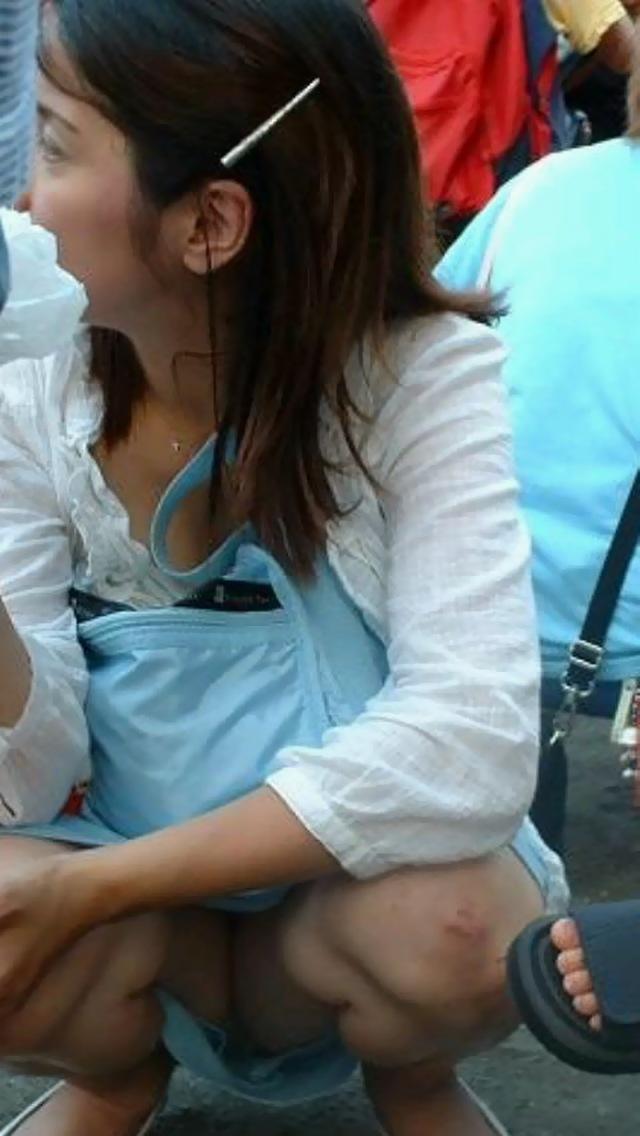 子連れママの素人エロ画像2