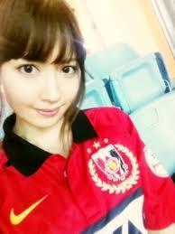 サッカーユニフォーム女子のエロ画像15