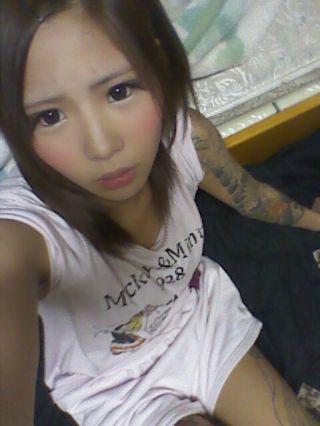 刺青女やタトゥーギャルのエロ画像15